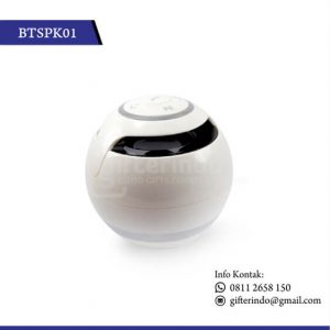 BTSPK01 Gadget Accesories Speaker Bulat