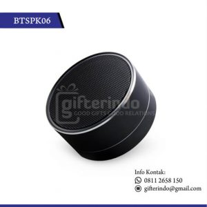 BTSPK06 Gadget Accesories Speaker Bluetooth Hitam