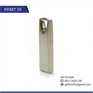 FD18 Flashdisk Metal Custom Logo