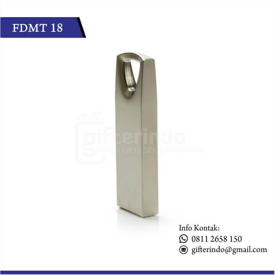 FD18 Flashdisk Metal Custom Logo