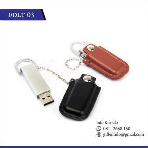 FDLT03 Flashdisk Kulit