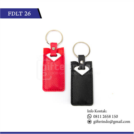 FDLT26 Flashdisk Kulit