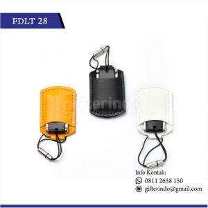FDLT28 Flashdisk Kulit
