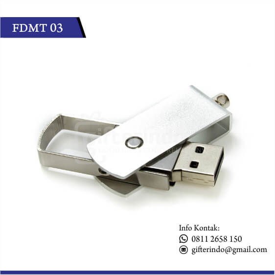 FDMT03 Flashdisk Metal