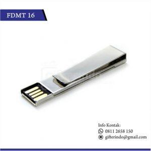 FDMT16 Flashdisk Metal Jepit