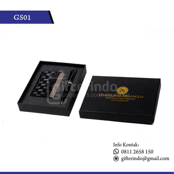 GS01 Giftset Universitas Airlangga