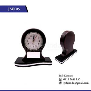 JMK05 Jam Meja Kayu