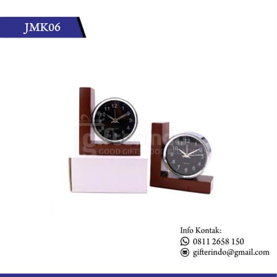 JMK06 Jam Meja Kayu L