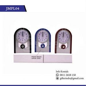 JMPL04 Jam Meja Plastik