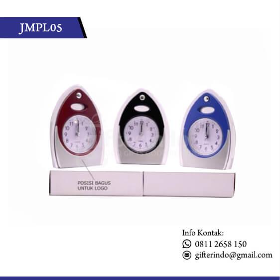 JMPL05 Jam Meja Plastik