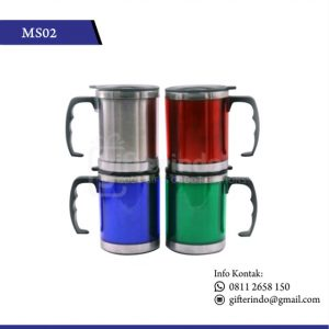 MS02 Mug Stenliss Custom