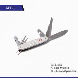 MT01 Multitools Silver