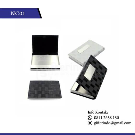Office Suplies Name Card Holder Custom Souvenir kantor
