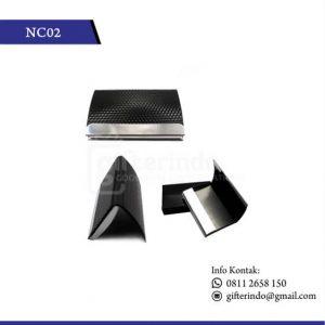 NC02 Office Suplies Name Card Holder Souvenir Kantor