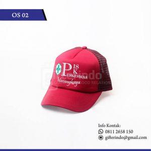 OS02 Topi Custom Puskesmas Marangkayu