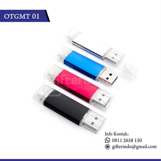 Flashdisk OTG metal