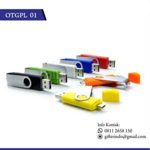 OTGPL01 Flashdisk OTG Plastik