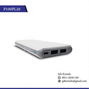 P100PL27 Powerbank 10000 mAh 2 Port