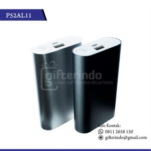 P52AL11 Powerbank Custom Logo
