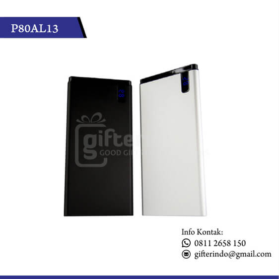 P80AL13 Powerbank 8000 mAh
