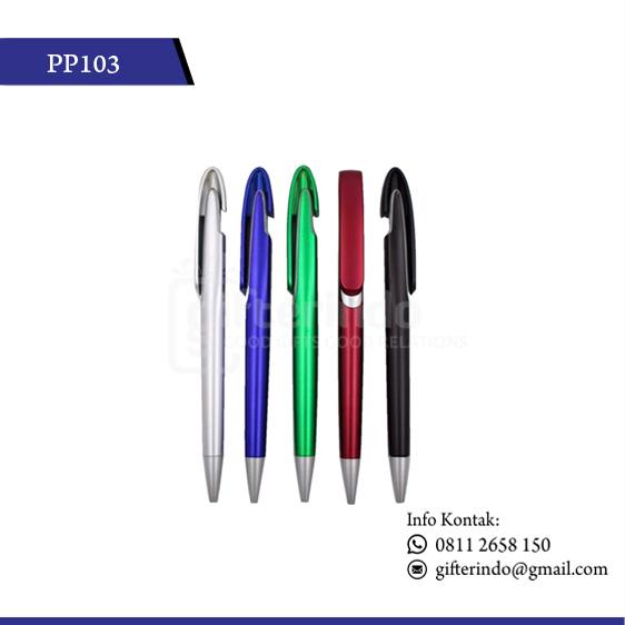 PP103 Pulpen Promosi Custom