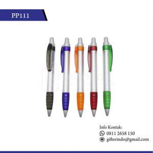 PP111 Pulpen Promosi Plastik
