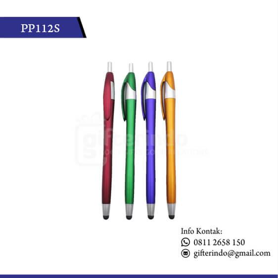 PP112S Pulpen Promosi Touchscreen Terbaik