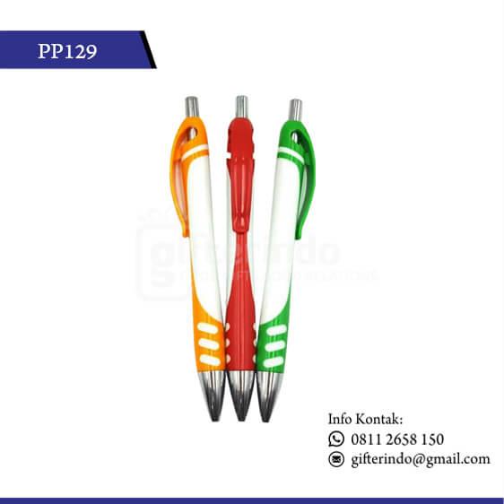 PP129 Pulpen Promosi Custom