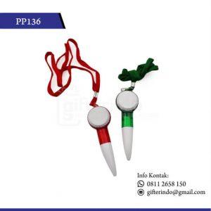 PP136 Pulpen Promosi Tali
