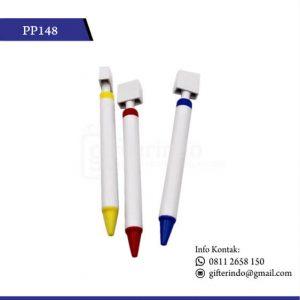 PP148 Pulpen Promosi Unik