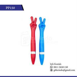 PP150 Pulpen Promosi Bentuk Tangan