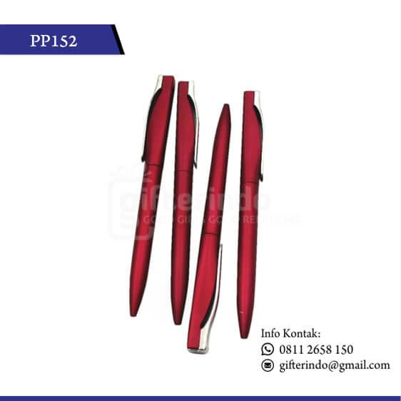 PP152 Pulpen Promosi Polos