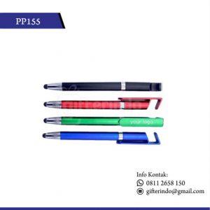PP155 Pulpen Promosi Touchscreen Custom Logo