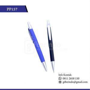 PP157 Pulpen promosi plastik unik