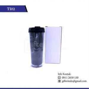 TI02 Tumbler Plastik Custom