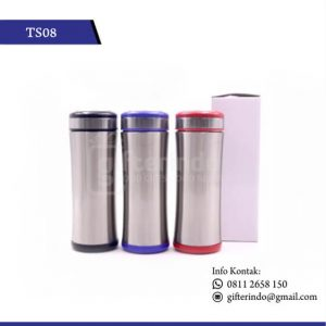 TS08 Drinkware Termos Air Stainless Steel