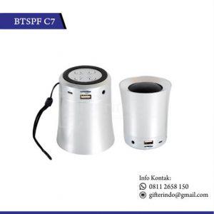 BTSPFC7 Speaker Bluetooth Silver