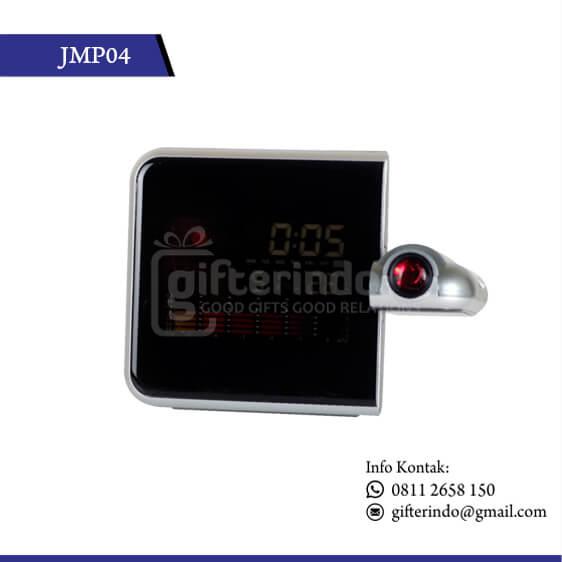 JMP04 Desk Clock Digital Hologram