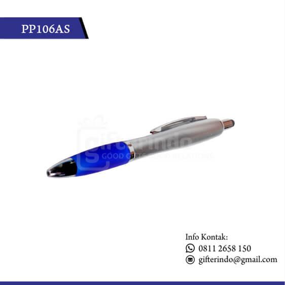 jenis pulpen promosi plastik