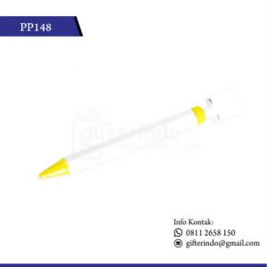pulpen promosi kuning