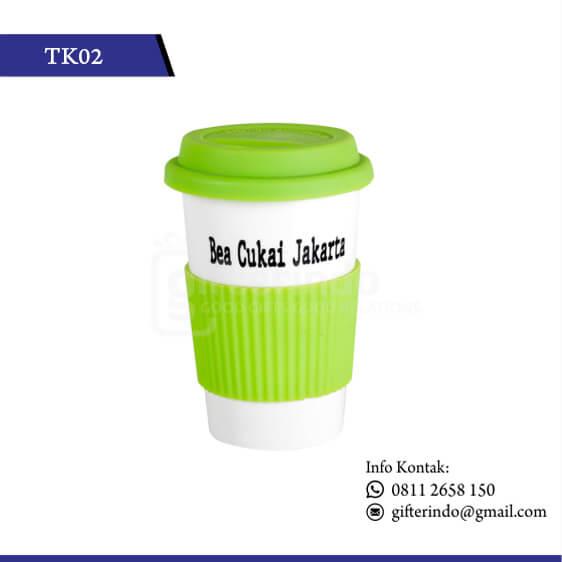 Drinkware plastik cup gifterindo