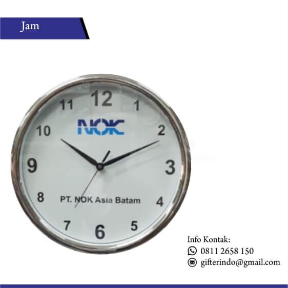 CII CRT 2039 T Silver Jam Ekslusif NOK Asia Batam