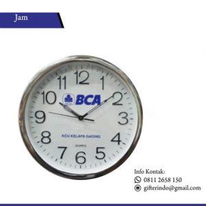 CII PT 2019 DB WHITE Jam Ekslusif Bank BCA