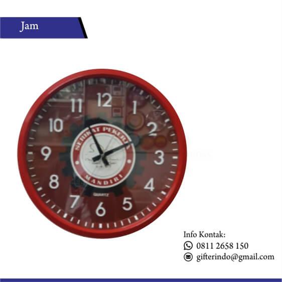 CII PT T 806 Merah Jam Ekslusif Serikat Pekerja Mandiri