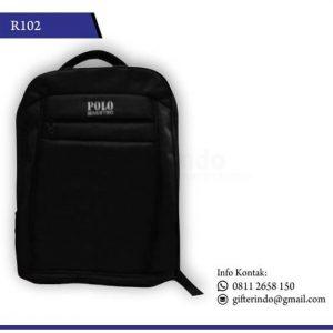 R102 Tas Ransel Polo Custom