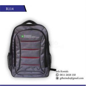 R114 Tas Ransel Custom Ekslusif