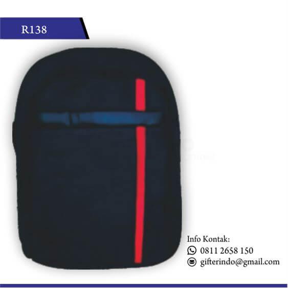 R138 Tas Ransel Custom Berkualitas