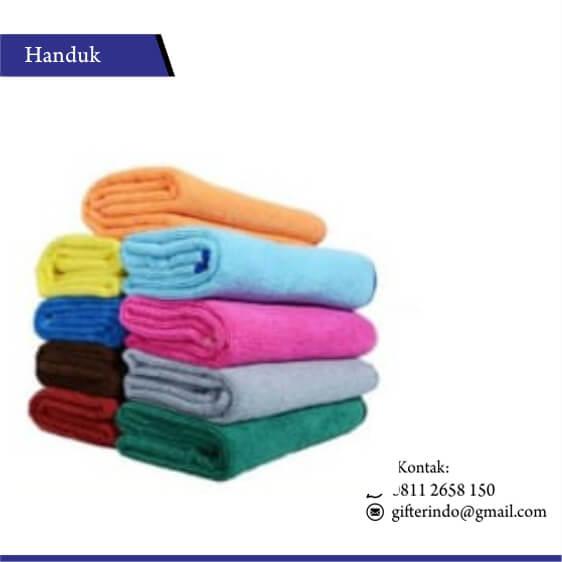 HAN 02 - Handuk Anjoly Custom Promosi