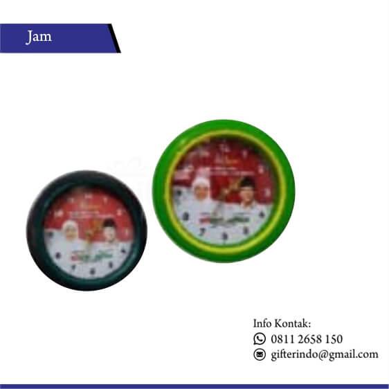JD 01 - Jam Dinding Custom Berkualitas Terbaik