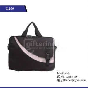 L200 - Tas Laptop Custom Unik